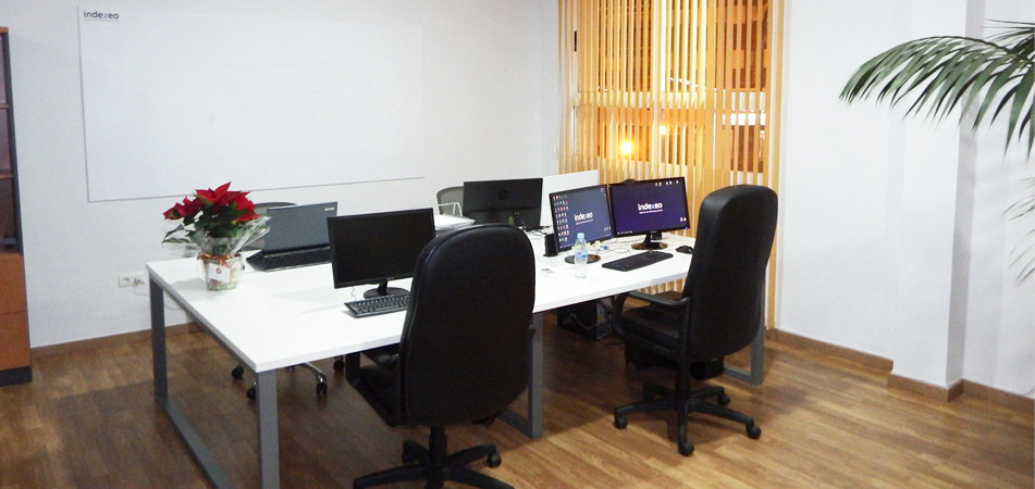 Oficinas Indexeo Marketing
