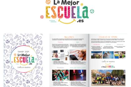 Diseño lamejorescuela.com